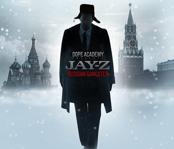 """Jay-Z """"Russian Gangster"""" 2009"""